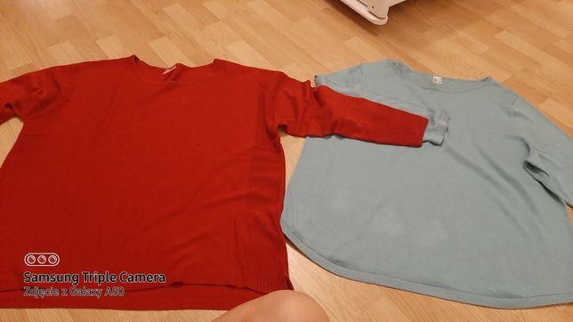 Sweter bluzka roz 50/52 xxxxl