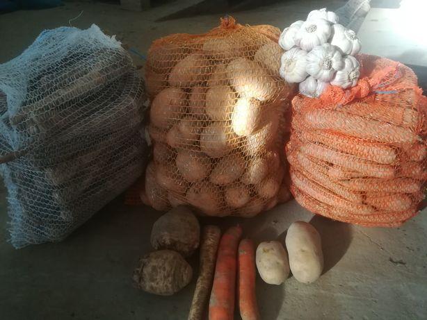 Warzywa jaja, mleko z własnego gospodarstwa dostawa pod wskazany adres