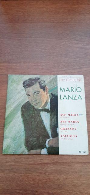 Vinil Mário Lanza