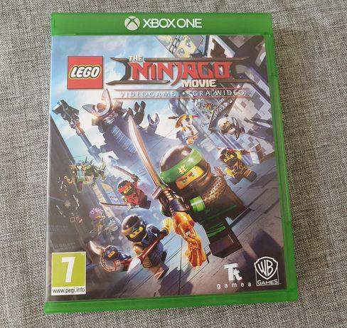 Lego Ninjago xbox one/ series x polski dubbing w idealnym stanie!