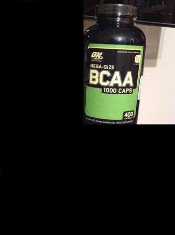 Aminokwasy Optimum Nutrition BCAA 1000 [400 Caps] - ostatnie 1 op.