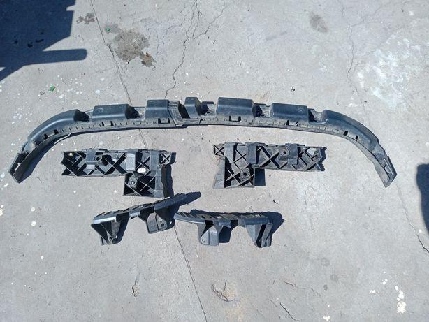 Ślizgi zderzaka tył seat Leon 2 komplet oryginal