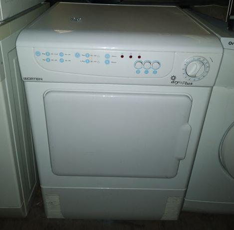 Entrega garantia máquina de secar roupal