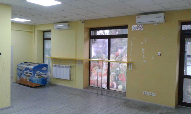 Аренда Фасад 50квм Магазин- Шоу-Рум -Салон-Кафе Воздухофлотский прт 43