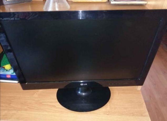 Monitor LG 19 cali z zasilaczem