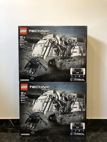 Конструктор LEGO TECHNIC Экскаватор Liebherr R 9800 (42100) / Новий!