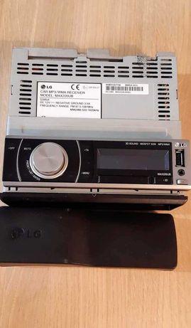 Radio samochodowe LG