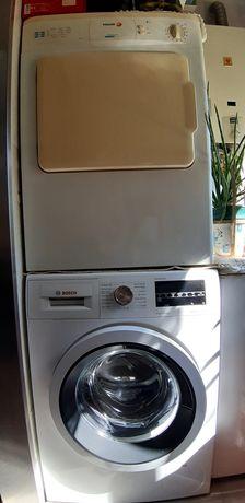 Máquina de Lavar Roupa + Máquina de Secar