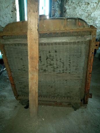Продам радіатор разом з масляним з комбайна ніва