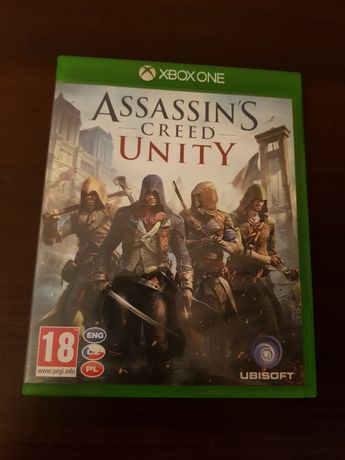 Assassin creed unity PL xbox one