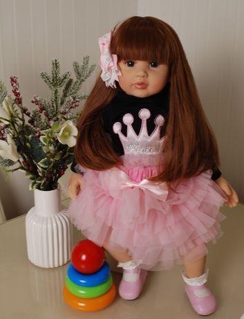 Подарок куколка реборн 60 см
