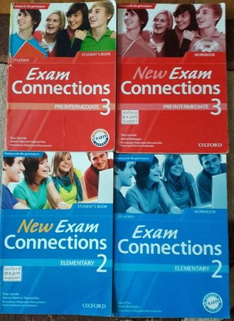 New Exam Connections 2. New Exam Connections 3