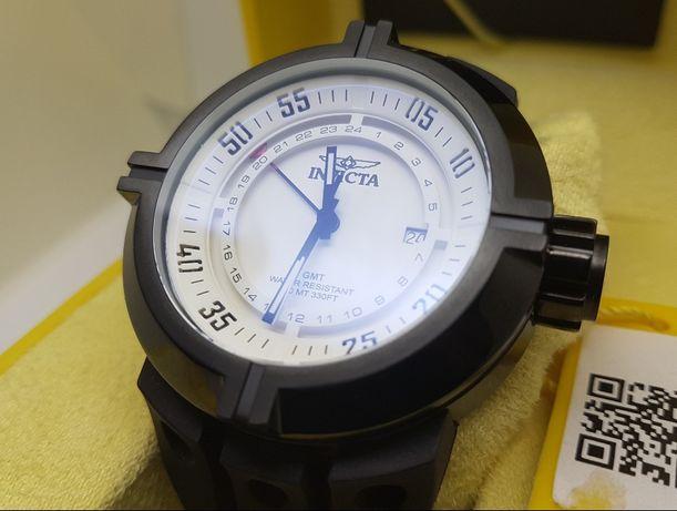 Nowy zegarek INVICTA I FORCE 10069 SWISS GMT gwarancja wysyłka paragon