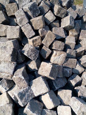 Kostka granitowa STAROBRUK z rozbiórki