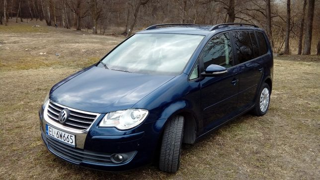 VW Touran 1.9 TDI 2010r