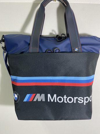 BMW сумка унисекс