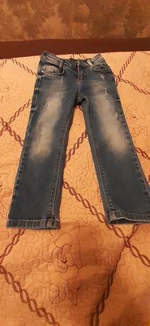 Продам джинсы Dsquared на мальчика