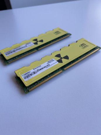 Оперативная память Mushkin Blackline DDR3 8Gb 1600Mhz