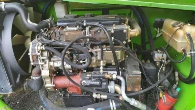 merlo silnik perkins 4 cylindrowy turbo 4.4 2168 / 2400 , moc 74,5 kw