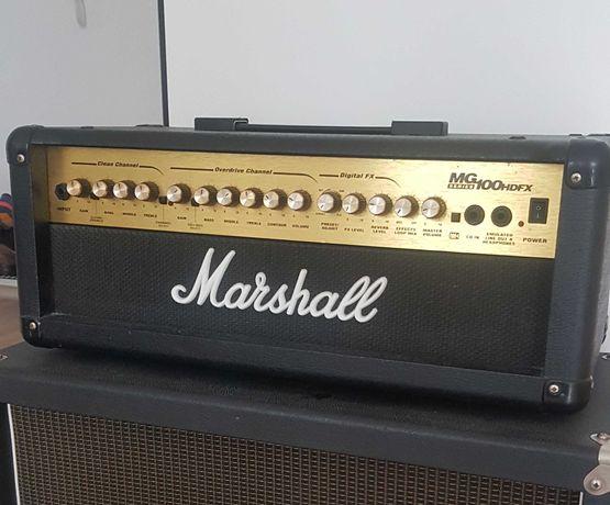 Marshall MG100 HDFX head wzmacniacz gitarowy