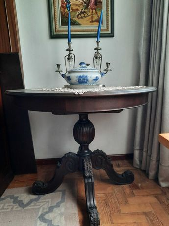 Mesa de jantar vintage