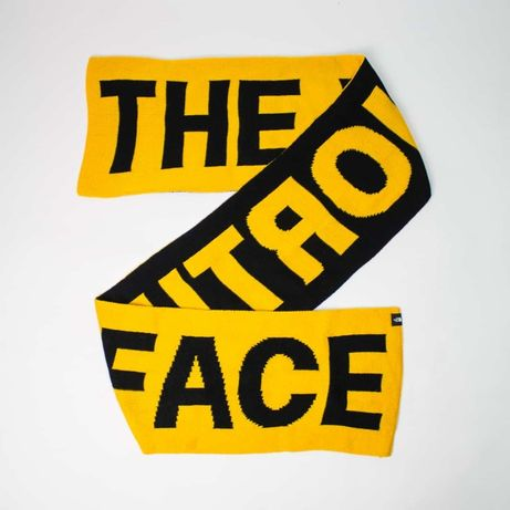 Шарф The North Face Logo Scarf Оригинал Новый NF0A3FL6-LR0