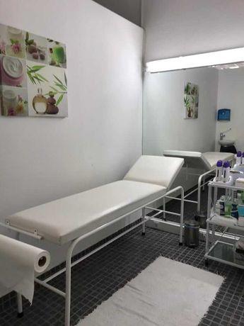 Arrendo 2 salas de estética \ massagens em salão de cabeleireiro