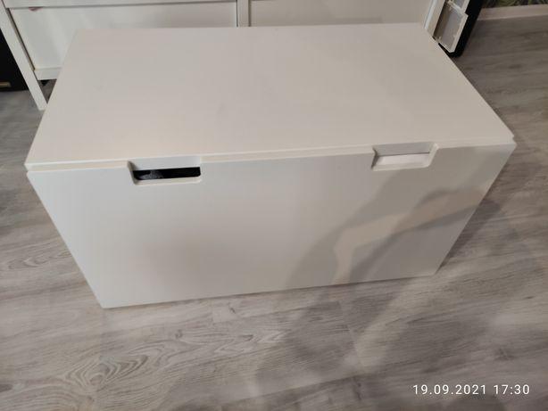 Komoda jedno szufladowa Ikea biała 90x50x50cm