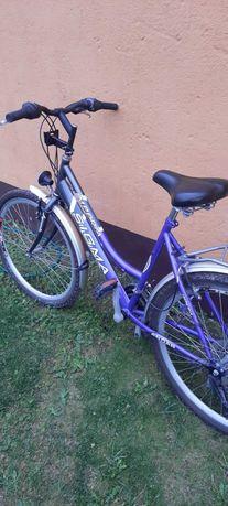 Rower damski mało używany