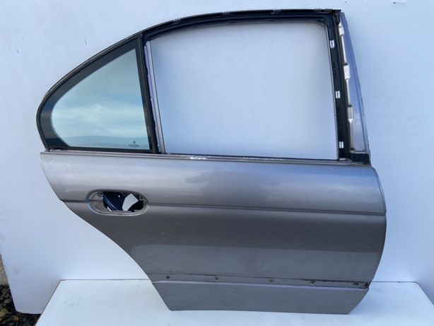 Дверька Задня Правая БМВ Е39 Седан Aspen Silber Metallic