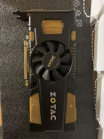Ge Force GTX570 AMP edition
