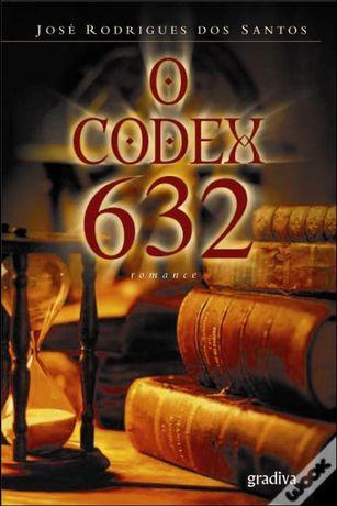 Livro 'O Codex 632'