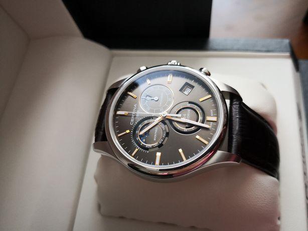 Zegarek certina ds 8 chrono moon. Taniej nie będzie.