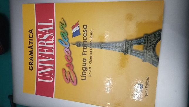 Gramática Língua Francesa - Porto Editora - Nova