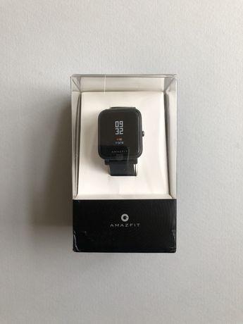 новые смарт часы Amazfit Bip Lite Black (фитнесс браслет)