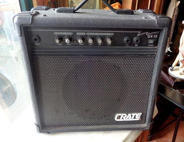 Amplificador com coluna 50W