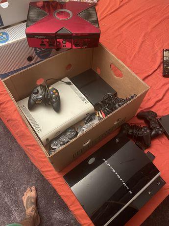 Xbox, Playstation, Comandos…