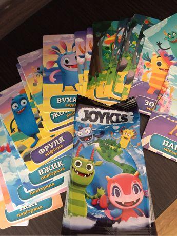Карточки Joykis