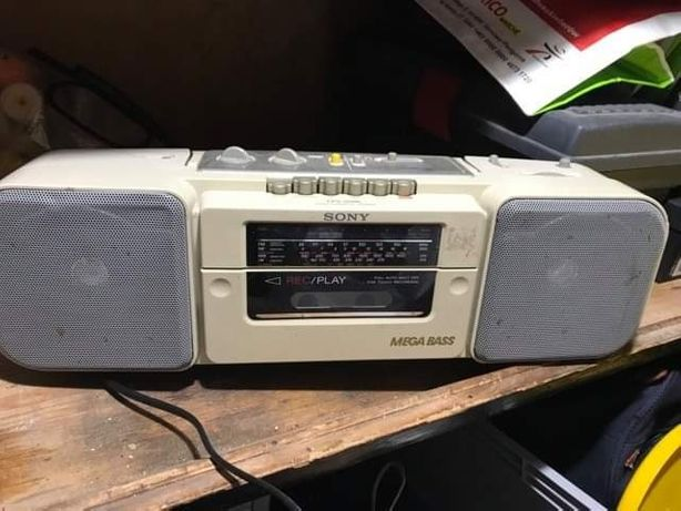 Radiomagnetofon SONY CFS-208