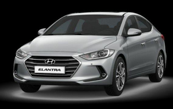 Hyundai elantra AD 2016 2017 2018 Бампер крыло дверь фара капот решет