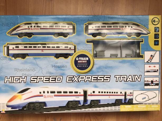 Швидкісний іграшковий поізд «High speed express train