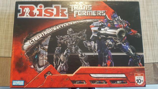 Gra planszowa Risk Transformers