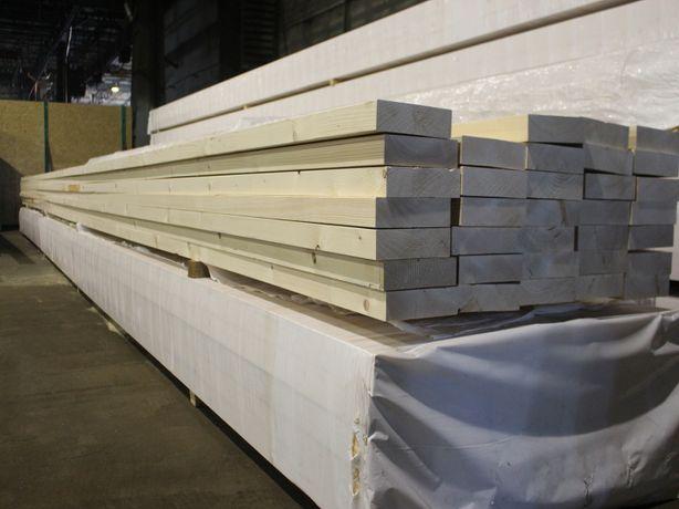 Kantówka heblowana 60x200mm w dł. 13m. Drewno konstrukcyjne KVH-C-24.
