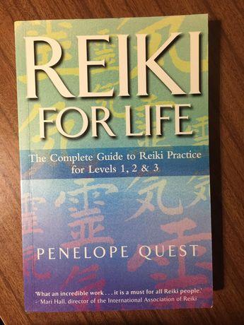 Reiki for Live - Penelope Quest