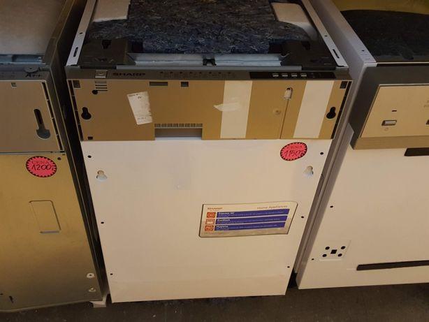 Zmywarka Sharp QW-S41I472X-DE