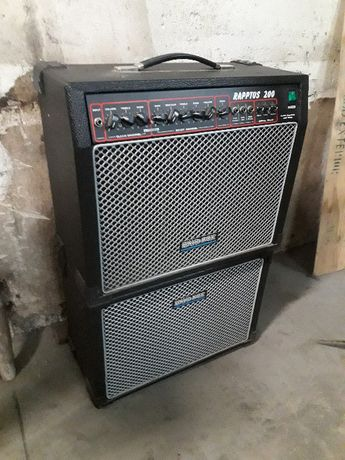 gitara elektryczna piec les paul studio hand box 200 watt