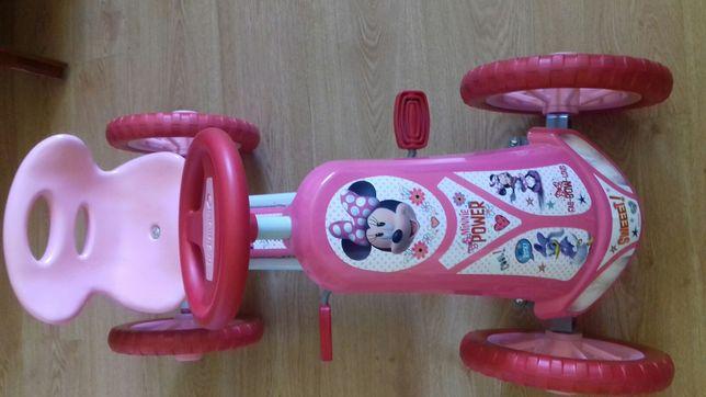 Gokart Minnie