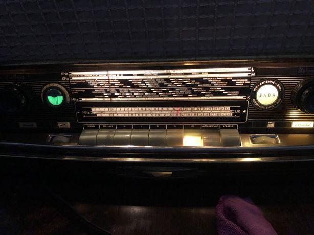 Radio antigo saba freiburg automatic