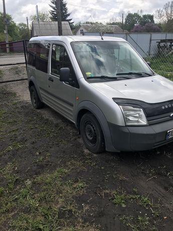 Ford Connect чистий пасажир