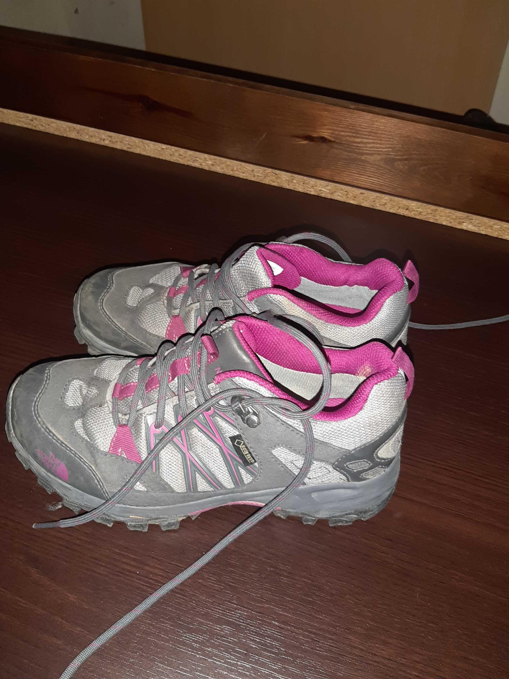 Damskie buty trekkingowe, rozm 37.